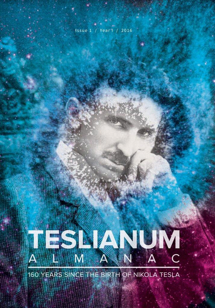 TESLIANUM ALMANAC 2016